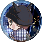 Sweets Paradise Danganronpa V3 Cafe Can Badge (13)