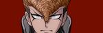 Danganronpa 1 Mondo Owada Bullet Time Battle Sprite (PC) (Unused)