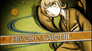 Danganronpa 2 Hiyoko Saionji True Intro English