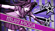 Danganronpa 2 Ibuki Mioda True Intro English