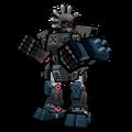 Danganronpa 2 Magical Monomi Minigame Enemies Stage 5 Robot Monobeast