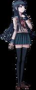 Sayaka Maizono Fullbody Sprite (8)