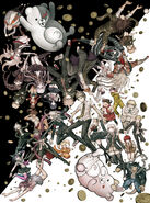 Dangan Ronpa 1-2 Reload official art 3