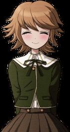 Danganronpa 1 Chihiro Fujisaki Halfbody Sprite (PSP) (4)