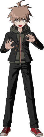 Danganronpa 1 Demo Makoto Naegi 03