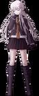 Danganronpa 1 Kyoko Kirigiri Fullbody Sprite (PSP) (5)