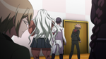 Danganronpa the Animation (Episode 02) - Makoto as the prime suspect (15)