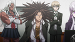 Danganronpa the Animation (Episode 08) - The students talking to Alter Ego (38)