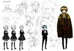 Chihiro Fujisaki Beta Designs 1.2 Reload Artbook