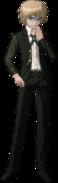 Danganronpa 2 Byakuya Togami Fullbody Sprite (11)