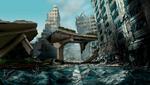 Danganronpa 2 CG - The city ruins (2)