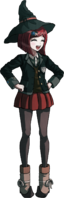 Danganronpa V3 Himiko Yumeno Fullbody Sprite (34)
