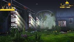 Danganronpa V3 Ultimate Academy Ground Floor Environment