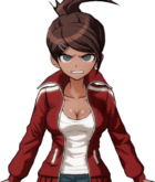 Danganronpa 1 Aoi Asahina Halfbody Sprite (PSP) (16)