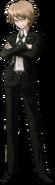 Danganronpa 2 Byakuya Togami Fullbody Sprite (3)
