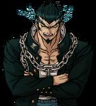 Danganronpa V3 Bonus Mode Nekomaru Nidai Sprite (Vita) (3)