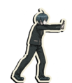 Danganronpa V3 Shuichi Saihara Death Road of Despair Sprite 06
