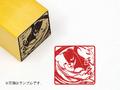 Itaindou Hanko Seals Square Monokuma Example