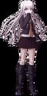 Danganronpa 1 Kyoko Kirigiri Fullbody Sprite (PSP) (10)