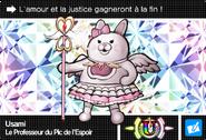 Danganronpa V3 Bonus Mode Card Usami U FR