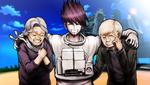 Danganronpa V3 CG - Kaito Momota's Motive Video (English) (2)