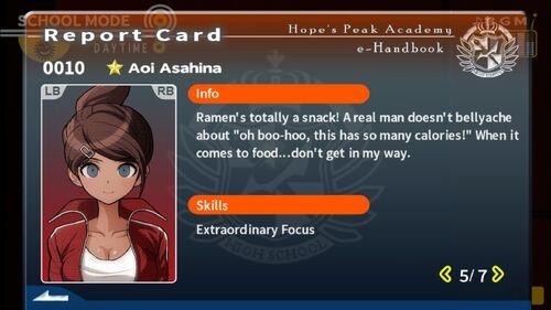 Aoi Asahina Report Card Page 5
