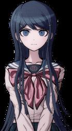 Danganronpa 1 Sayaka Maizono Halfbody Sprite (PSP) (4)