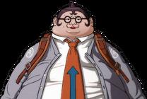 Danganronpa V3 Bonus Mode Hifumi Yamada Sprite (2)