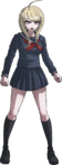 Danganronpa V3 Kaede Akamatsu Fullbody Sprite (High School Uniform) (10)