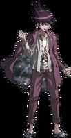 Danganronpa V3 Kaito Momota Fullbody Sprite (4)