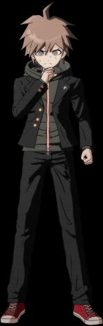 Danganronpa 1 Demo Makoto Naegi 06