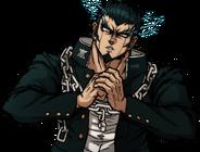 Danganronpa 2 Nekomaru Nidai Halfbody Sprite (PSP) (7)