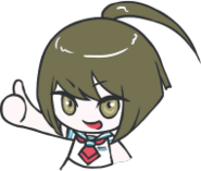 Danganronpa Another Episode Komaru Naegi Chibi 02