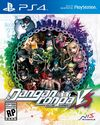Danganronpa V3- Killing Harmony PS4 box art