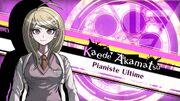 Danganronpa V3 Kaede Akamatsu Introduction (French)