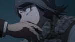 Despair Arc Episode 6 - Izuru Kamukura hitting Mukuro