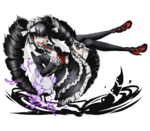 Divine Gate x Danganronpa 1.2 Celestia Evolved Artwork