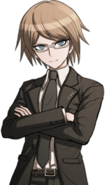 Danganronpa Another Episode Byakuya Togami Sprite (Vita) (3)