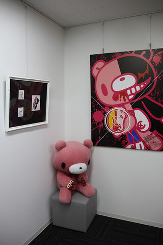 File:Danganronpa Hope's Peak Academy of Art Event Photo Art on Display.jpg