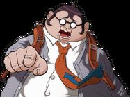 Danganronpa V3 Bonus Mode Hifumi Yamada Sprite (14)