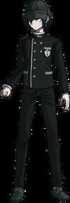 Danganronpa V3 Shuichi Saihara Fullbody Sprite (Hat) (14)