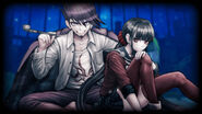 Danganronpa V3 Steam Card - Kaito Momota and Maki Harukawa