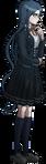 Danganronpa V3 Tsumugi Shirogane Fullbody Sprite (Debate Scrum) (1)