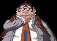 Danganronpa Hifumi Yamada Halfbody Sprite (PSP) (20)
