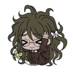 New Danganronpa V3 Rubberstrap ViVimus Collection Gonta Gokuhara