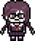 Toko Touko Fukawa School Mode Pixel Icon (1)