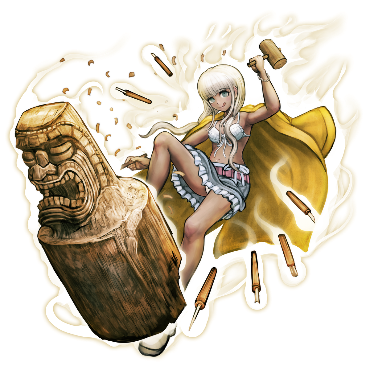 Angie Yonaga | Danganronpa Wiki | FANDOM powered by Wikia