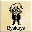 Byakuya Door Sign Dorm Room