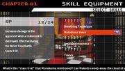 Class Trial Skills