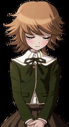 Danganronpa 1 Chihiro Fujisaki Halfbody Sprite (PSP) (8)